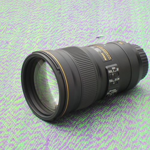 Excellent, compact Nikon 300mm F4 PF VR lens Online @ Best Price